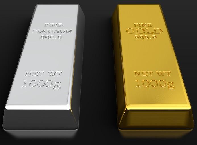 Platina e Ouro dois metais preciosos de alto valor agregado
