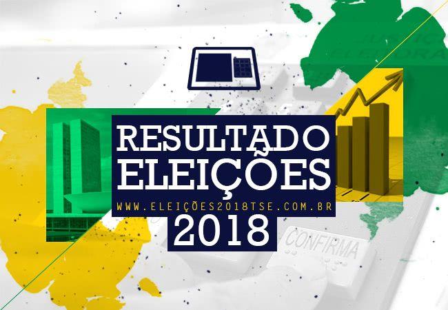 CLIQUE E ACESSE O RESULTADO DAS ELEIÇÕES 2018